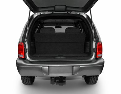 Trunk/Cargo Area/Pickup Box 2000 Dodge Durango
