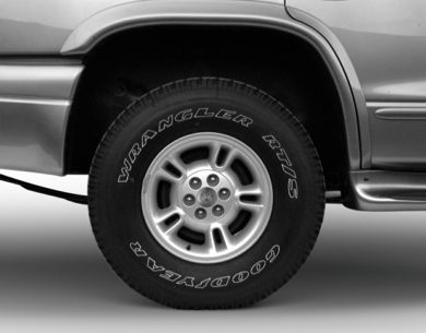 Tires 2000 Dodge Durango