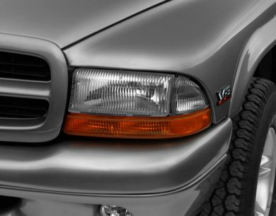 Headlamp  2000 Dodge Durango