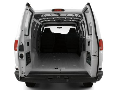 Trunk/Cargo Area/Pickup Box 2000 Dodge Ram Van 2500