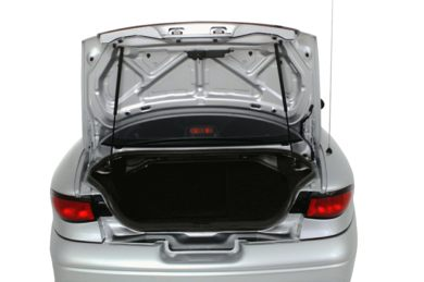 Trunk/Cargo Area/Pickup Box 2000 Ford Escort