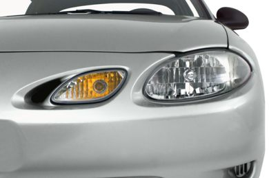 Headlamp  2000 Ford Escort