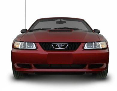 Grille  2000 Ford Mustang