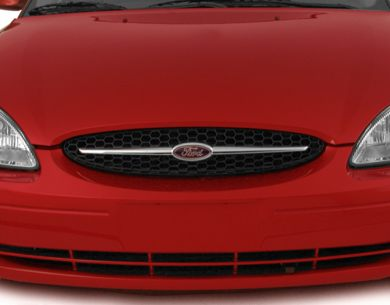 Grille  2000 Ford Taurus