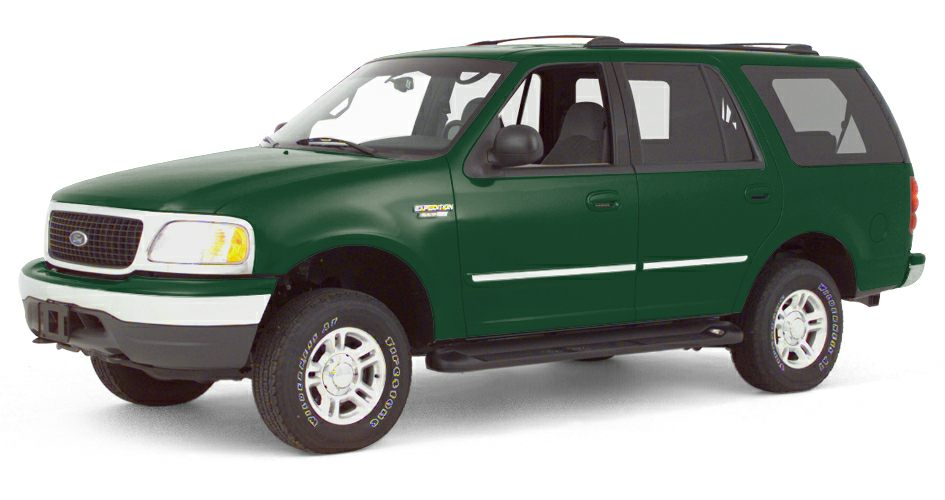 See 2000 Ford Expedition Color Options - CarsDirect