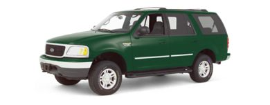 Profile 2000 Ford Expedition
