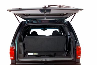 Trunk/Cargo Area/Pickup Box 2000 Ford Expedition