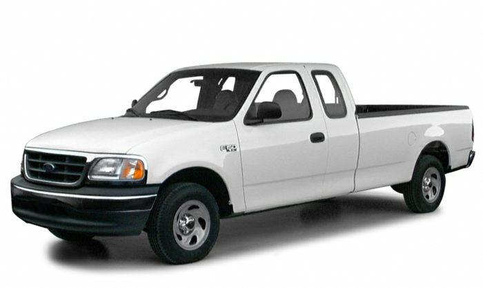 2000 ford f 150 specs safety rating mpg carsdirect. Black Bedroom Furniture Sets. Home Design Ideas