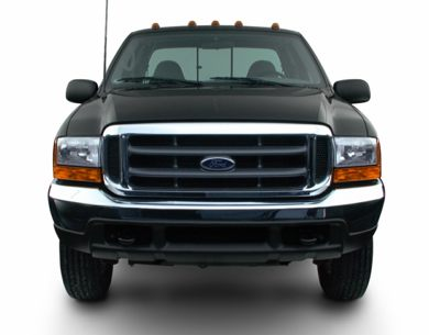 Grille  2000 Ford F-350