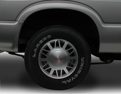 Tires 2000 GMC Jimmy