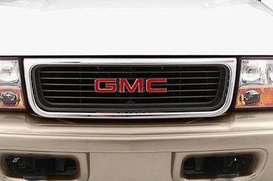 Grille  2000 GMC Jimmy