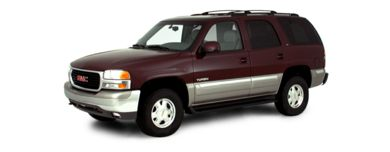 Profile 2000 GMC Yukon