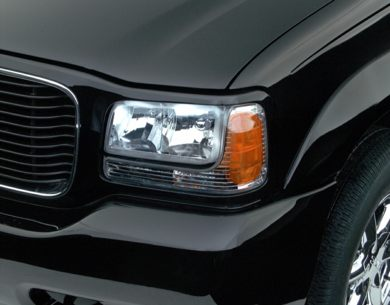 Headlamp  2000 GMC Yukon Denali