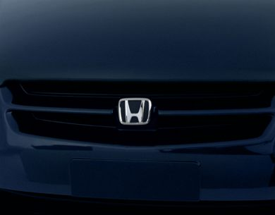 Grille  2000 Honda Accord
