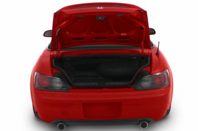 Trunk/Cargo Area/Pickup Box 2000 Honda S2000