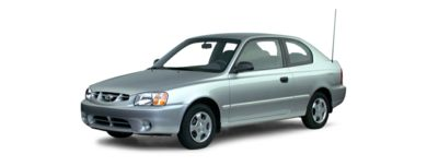 Profile 2000 Hyundai Accent