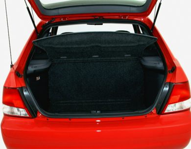 Trunk/Cargo Area/Pickup Box 2000 Hyundai Accent