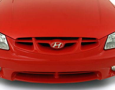 Grille  2000 Hyundai Accent