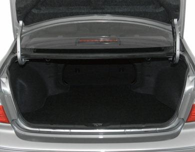 Trunk/Cargo Area/Pickup Box 2000 INFINITI I30