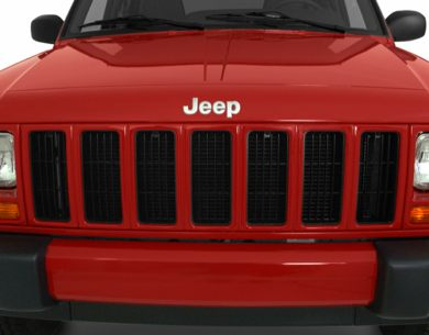 Grille  2000 Jeep Cherokee