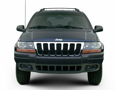 Grille  2000 Jeep Grand Cherokee