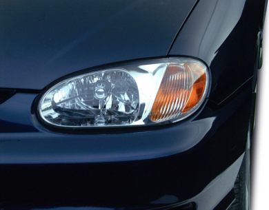 Headlamp  2000 Kia Sephia