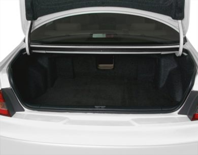 Trunk/Cargo Area/Pickup Box 2000 Lexus ES 300