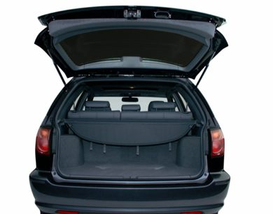 Trunk/Cargo Area/Pickup Box 2000 Lexus RX 300