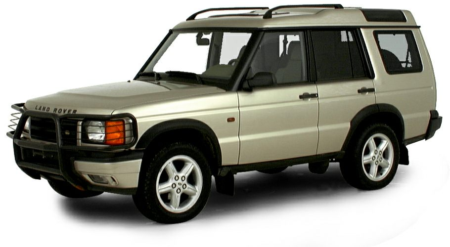 2000 Land Rover Discovery Specs Safety Rating Amp Mpg