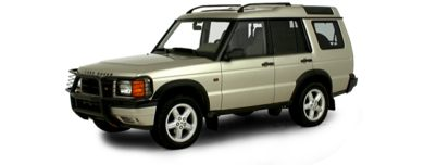Profile 2000 Land Rover Discovery