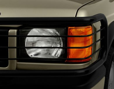 Headlamp  2000 Land Rover Discovery