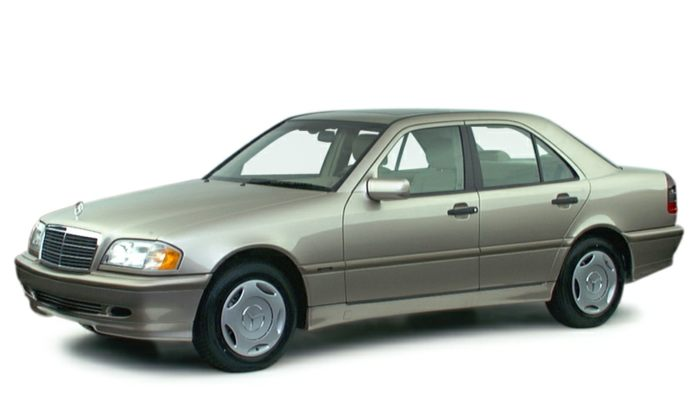 2000 mercedes benz c230 specs safety rating mpg carsdirect. Black Bedroom Furniture Sets. Home Design Ideas