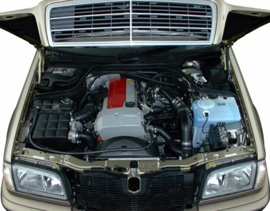 2000 mercedes benz c230 styles features highlights for Mercedes benz c230 engine