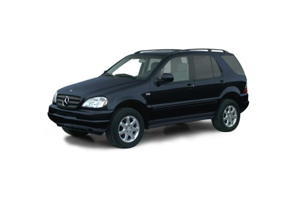 2000 mercedes benz ml430 pictures photos carsdirect for 2000 mercedes benz ml430