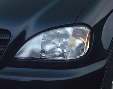 Headlamp  2000 Mercedes-Benz ML430