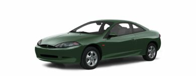Profile 2000 Mercury Cougar