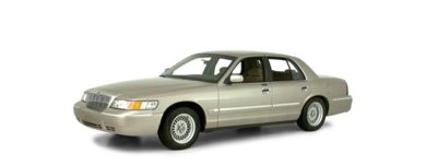 Profile 2000 Mercury Grand Marquis
