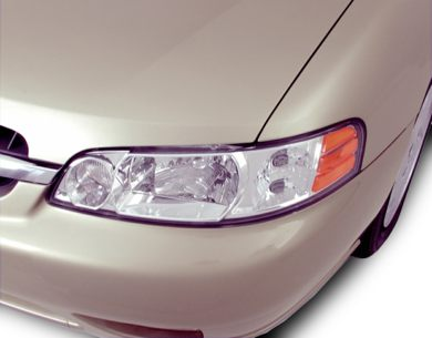 Headlamp  2000 Nissan Altima
