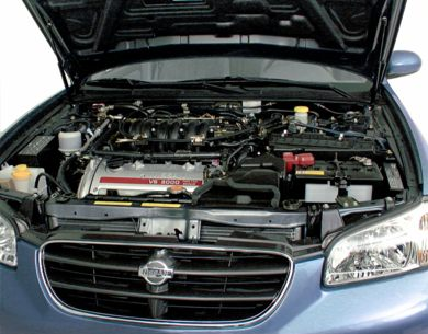 2000 Nissan Maxima Styles Amp Features Highlights