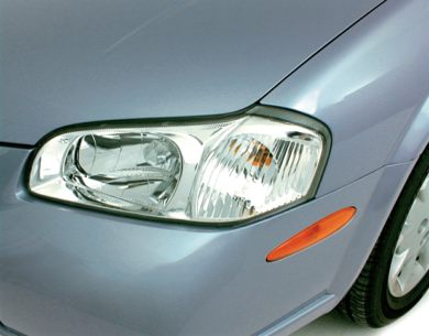 Headlamp  2000 Nissan Maxima