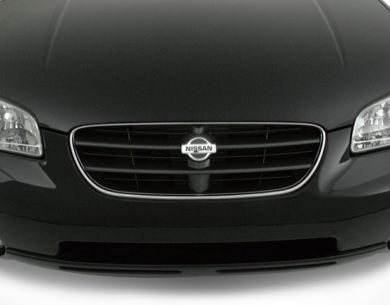 Grille  2000 Nissan Maxima