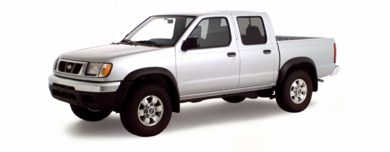 Profile 2000 Nissan Frontier