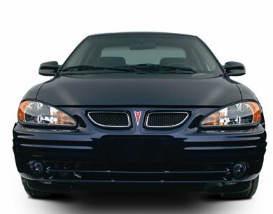 Grille  2000 Pontiac Grand Am