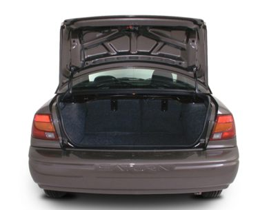 Trunk/Cargo Area/Pickup Box 2000 Saturn SL1