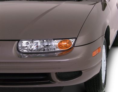 Headlamp  2000 Saturn SL1