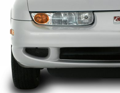 Headlamp  2000 Saturn SL2