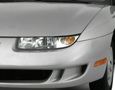 Headlamp  2000 Saturn SC1