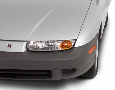 Headlamp  2000 Saturn SL