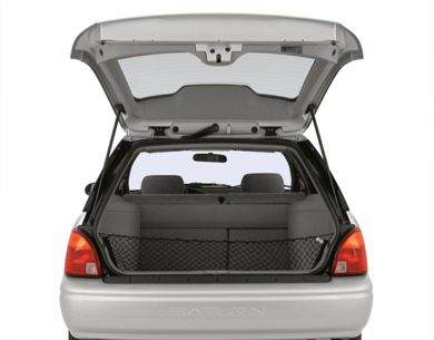 Trunk/Cargo Area/Pickup Box 2000 Saturn SW2