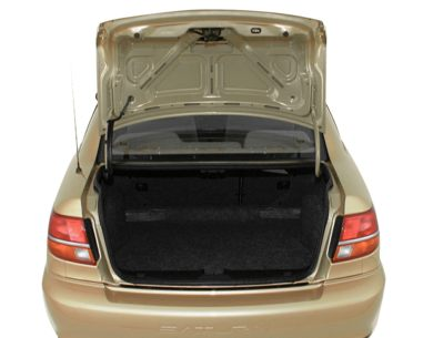 Trunk/Cargo Area/Pickup Box 2000 Saturn LS
